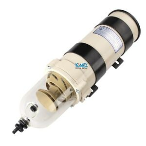 NEW 1000 SERIES DIESEL FUEL FILTER EQUIVALENT FIT FOR RACOR 1000FH 180GPH