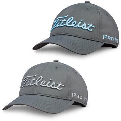 NEW Titleist Tour Performance Adjustable Golf Hat  Clasp Closure  Choose Color
