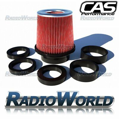 CAS TAF360R Universal Twin Cone Universal Induction Air Filter 4