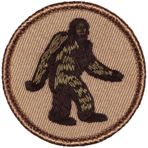 Bigfoot! Awesome Boy Scout Patrol Patch! - #173 The Bigfoot Patrol!