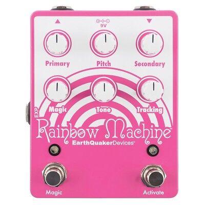 EarthQuaker Devices Rainbow Machine V2 Polyphonic Pitch Shifting Modulator Pedal