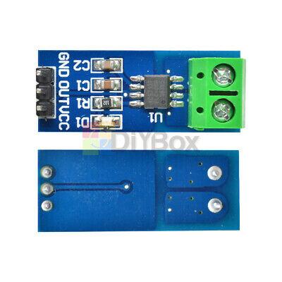 1pc 5a Range Current Sensor Module Acs712 For Arduino Ic Diy Development