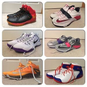 Size 14 Basketball Shoes Nike and Jordan