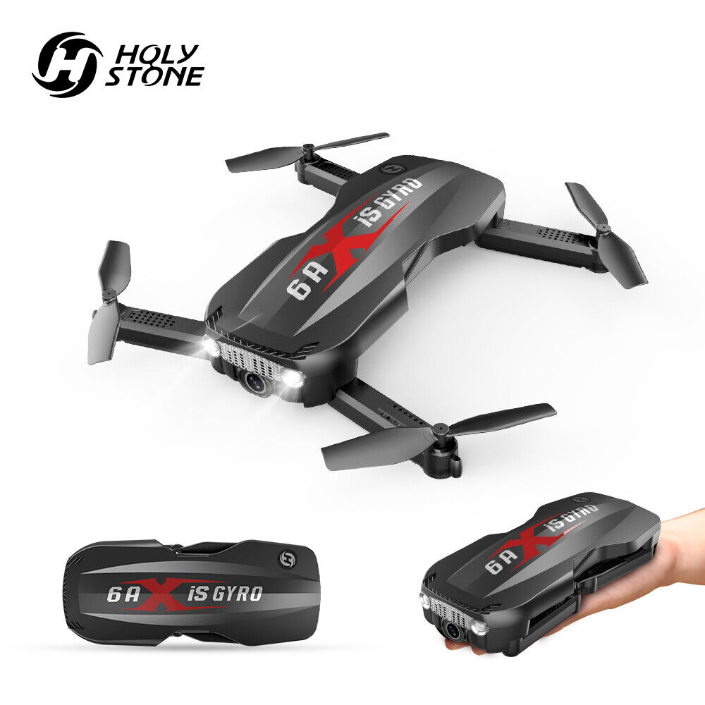 Holy Stone Foldable Drone with HD Camera FPV HS160Pro carrying case Optical Flow