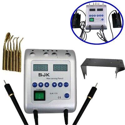 LABORATORIO espatula electrica cera para protesis dental entrega rápida 6 Puntas