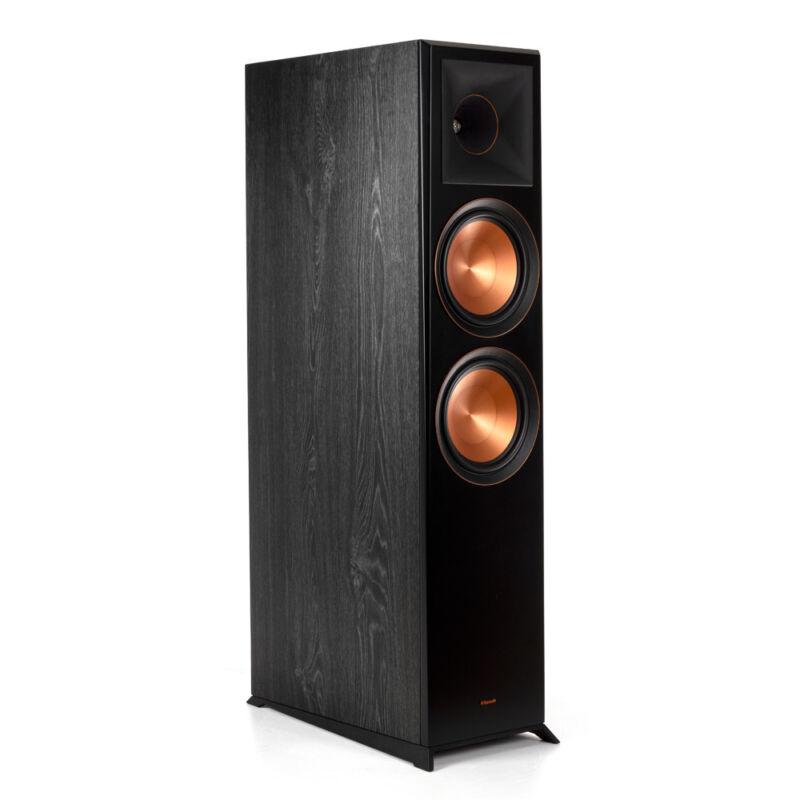 Klipsch Reference Premiere Rp-8060fa Black Floorstanding Speaker - Each