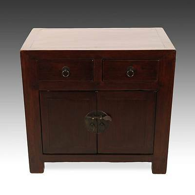 Купить FINE ANTIQUE CHINESE SHANXI LACQUERED ELM WOOD CABINET FURNITURE EARLY 20TH C
