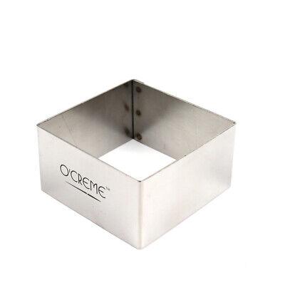 O'Creme Square Cake Ring 3-1/4