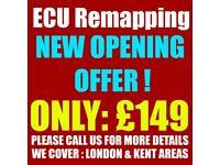 ECU REMAPPING / TUNING - DPF REMOVAL, BHP INCREASE / MOBILE JOB / ONLY £149 *LIMITED TIME OFFER*