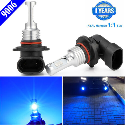High Intensity Blue 9006 Halogen Headlight Bulb SINGLE