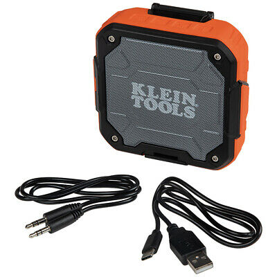 Klein Tools AEPJS2 Bluetooth Speaker With Magnetic Strap