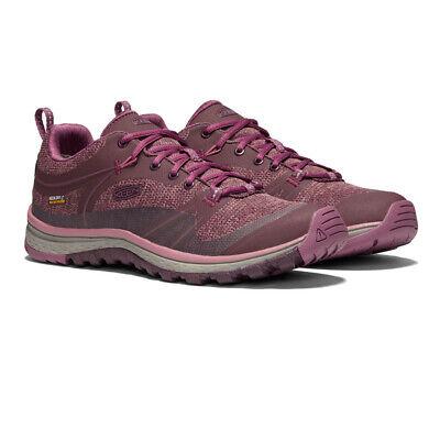Keen Womens Terradora Walking Shoes Purple Sports Outdoors Breathable Trainers