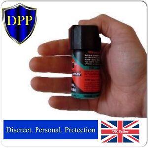 Farb Gel Farbgel Red Dye Personal Self Defence Security Emergency Spray UK Legal