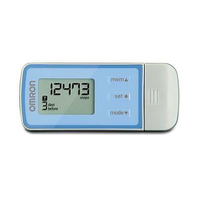 Omron Alvita USB Pedometer with 4-Activity Modes and Web (Usb Pedometer)