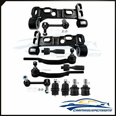 Fits CHEVROLET TRAILBLAZER EXT 04-2007 12pcsComplete Suspension Kit Ball Joint