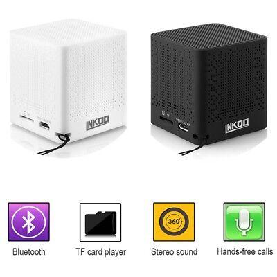 Best Bluetooth Wireless Speaker Mini SUPER BASS Portable For Smartphone (Best Speaker For Tablets)