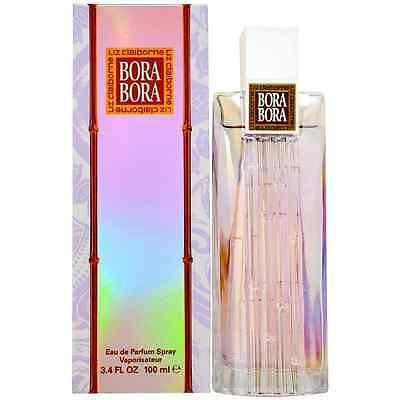 Bora Bora By Liz Claiborne Eau De Parfum Spray For Women 3 4 Oz
