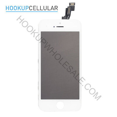 IPhone 5S Unsullied Front Screen Assembly Glass Digitizer LCD Replacement USA