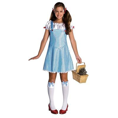 Teen Dorothy (Wizard Of Oz Dorothy Teen Child Costume Tween Rubies 886150)