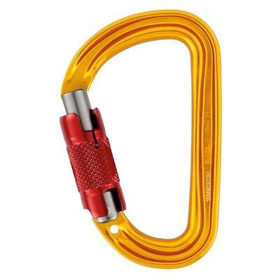Petzl SM'D H-frame TWIST LOCKING Smallest Locking Carabiner