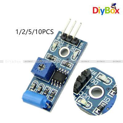 12510pcs Sw-420 Motion Tilt Sensor Alarm Vibration Switch Module For Arduino