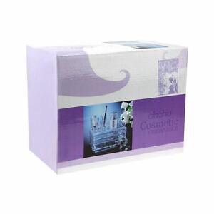 NEW IN BOX Ohuhu Acrylic Makeup Cosmetic Organizer, Transparent
