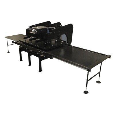 Geo Knight Maxi Press Air Top Bottom Heating Large Format Heat Press 44 X 64