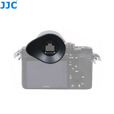JJC Rubber Eyecup Eyepiece for Sony A7II A7S A7R A7S2 A7R2 A58 A99II as FDA-EP16