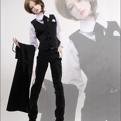 "28/"" BJD clothes Model M Size Marooner Shirt Dollmore White"