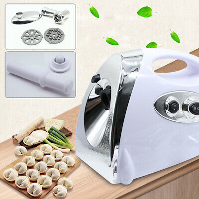 Commercial Electric Meat Grinder Heavy Duty Stainless Steel Sausage Stuffer