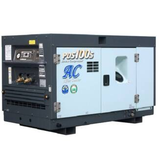 Compressor, Diesel  100CFM with aftercooler Wacol Brisbane South West Preview