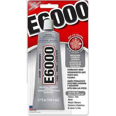 E6000 Enorme 109ml 110ml Pegamento Adhesivo Joyería Grande Reserva Manualidades