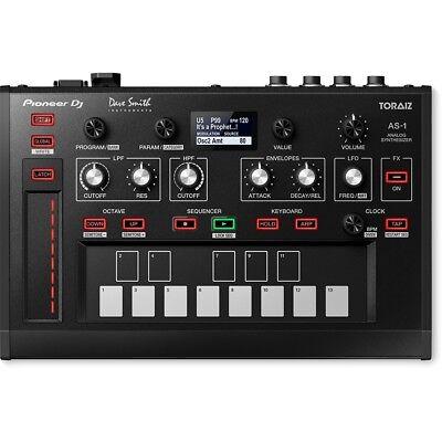 Pioneer DJ TORAIZ AS-1 Monophonic Analog USB MIDI Keyboard Synthesizer Module for sale  Shipping to India