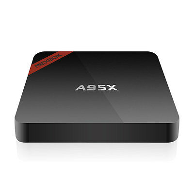 NEXBOX A95X Android 5.1 S905 Quad Core Smart TV Box WIFI  US PLUG