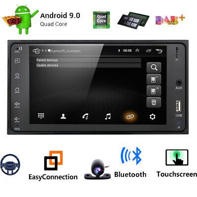HIZPO Android 9.0 Car Stereo for Toyota Corolla Camry GPS Radio Navi Headunit E