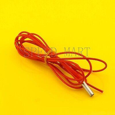 Reprap 12v 40w Hotend J-head Ceramic Cartridge Heater 1m Wire For 3d Printer