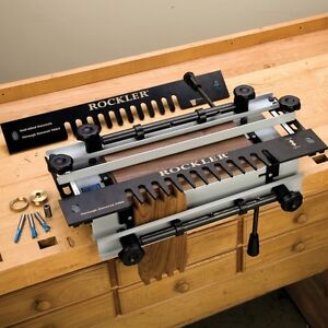 Rockler Complete Dovetail Jig Woodworking Jigs Joinery ...