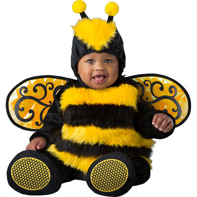 Infant Baby Bumble Bee Halloween Costume](Bee Costume Baby)