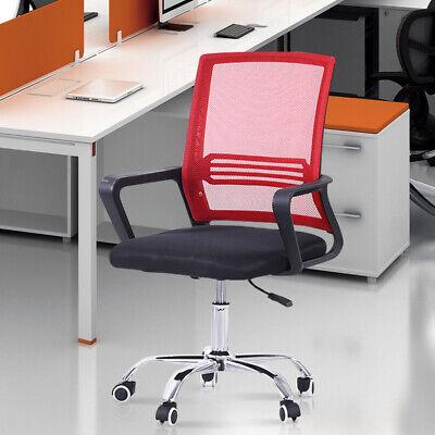 Ergonomic Office Chair Executive Home Computer Desk Adjustable Swivel Mesh Task