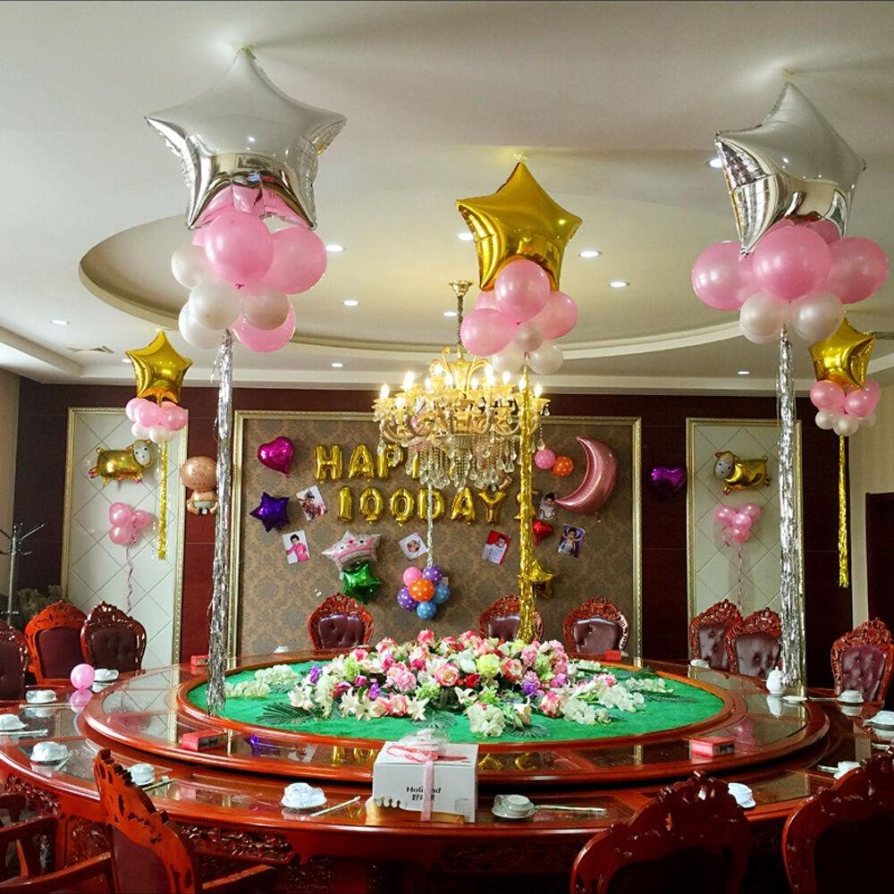 Metallic Foil Fringe Rain Tassel Curtain Decor Birthday Wedding