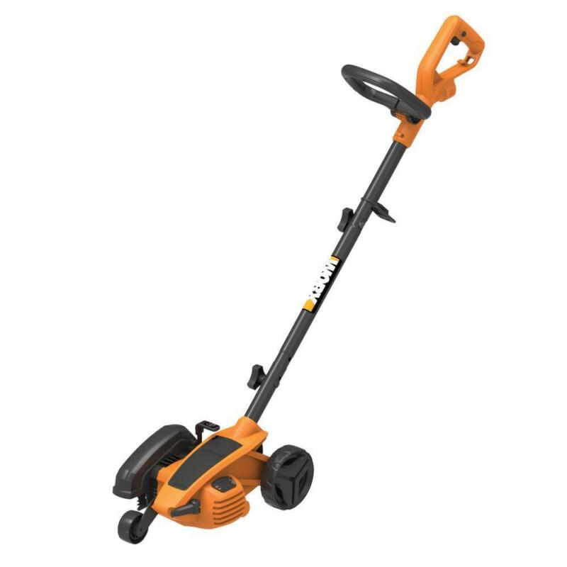 """Worx WG896 Electric Lawn Edger/Trencher, 12 Amp, 7.5"""""""