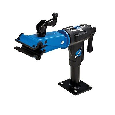 Park Tool PCS-12 Bench Mount Bicycle Mechanic Work Clamping Stand -New ()