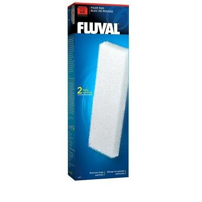 Gebraucht, Fluval U3 Filtereinsatz Schaumstoffpatrone Filter Aquarien Innenfilter A487 gebraucht kaufen  Wunstorf