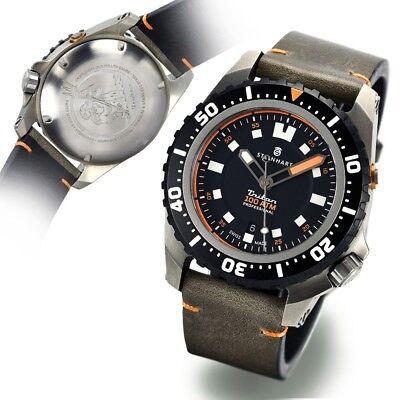 Steinhart Triton 1000 Titan Diver New In Box International Shipping