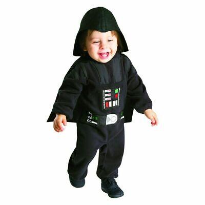 Disney Star Wars Kinder Baby Jungen Fasching Karneval Kostüm Darth Vader 92/98
