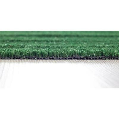 Lot of 2 __ 6' x 7.25' Artificial Grass Lawn Turf Carpet Indoor/Outdoor 86 Sq Ft
