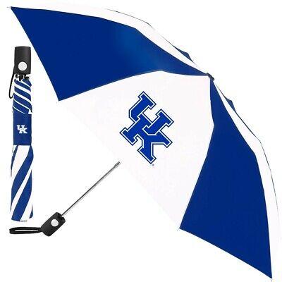 Kentucky Wildcats Compact Auto Folding (Kentucky Wildcats Umbrella)