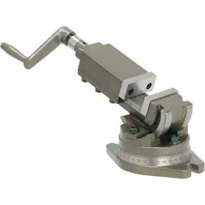 Precision Milling Vice-2 Way Tilting Swivel Model Jaw Width- 2 Inches 50mm