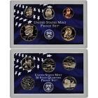 2001 US Mint Proof Set