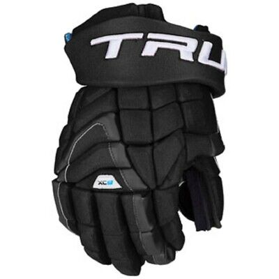 True XC9 Z-Palm Hockey su Ghiaccio Guanti Anziani nero Größe-handschuh